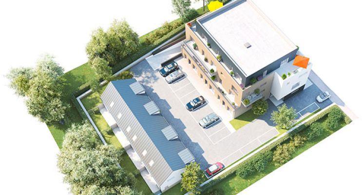 Résidence « Harmony » programme immobilier neuf à Treillières n°4