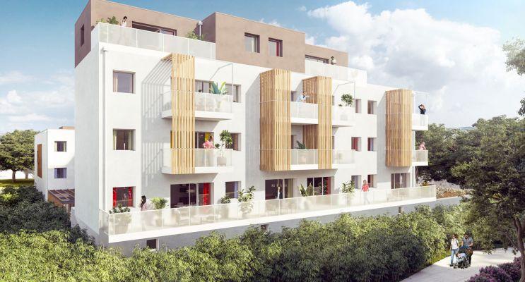 Photo du Résidence « Blue Sunset » programme immobilier neuf en Loi Pinel à Trignac