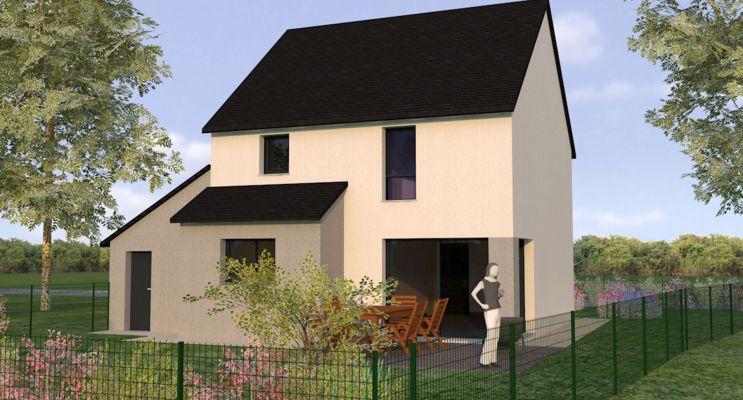 Photo du Résidence « Le Clos Pasteur » programme immobilier neuf en Loi Pinel à Trignac