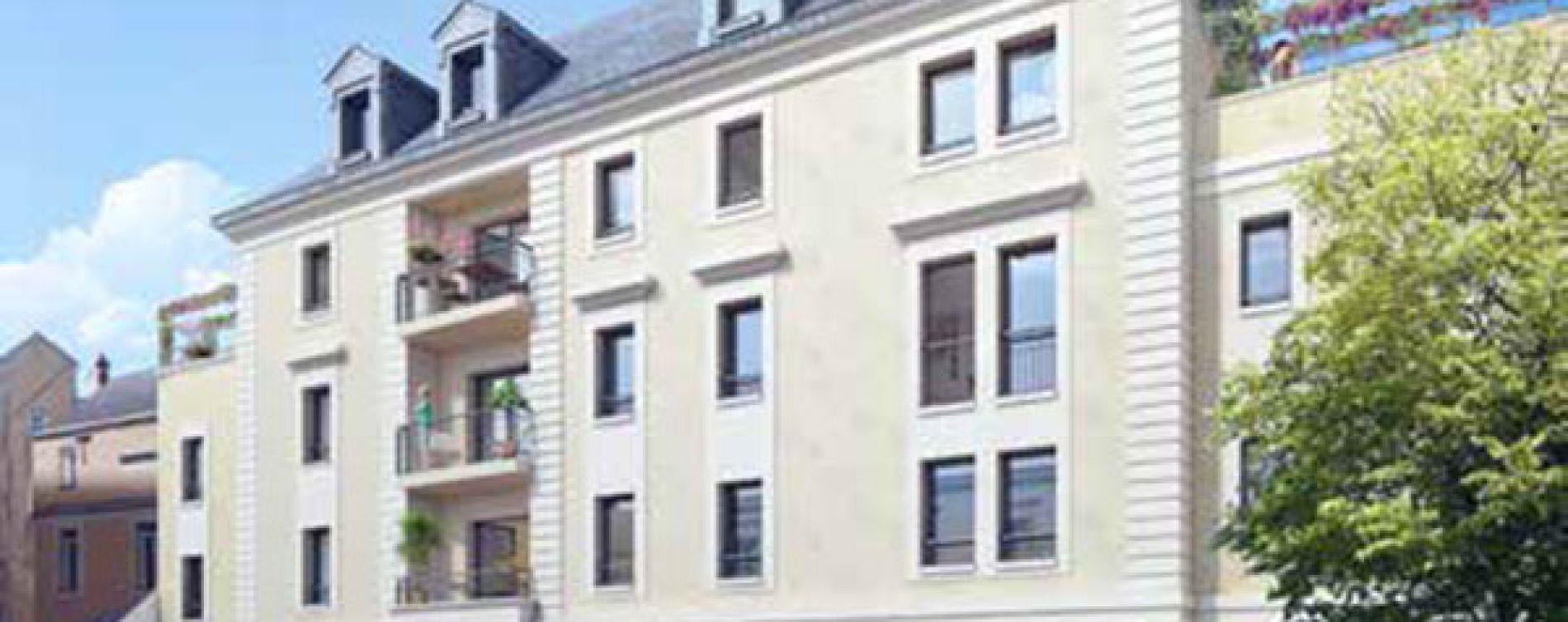 Résidence 34 Rue des Arènes à Angers