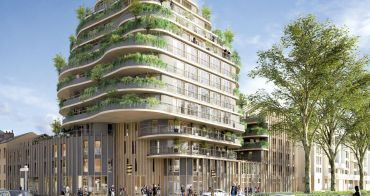 Angers : programme immobilier neuf « Arborescence » en Loi Pinel