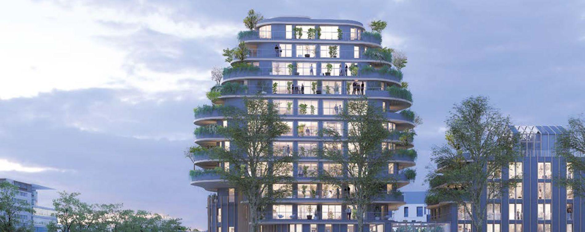 Angers : programme immobilier neuve « Arborescence » en Loi Pinel (3)