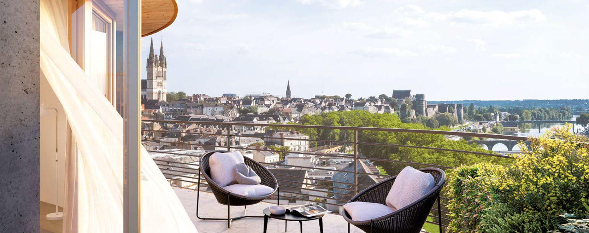 Angers : programme immobilier neuve « Arborescence » en Loi Pinel (4)