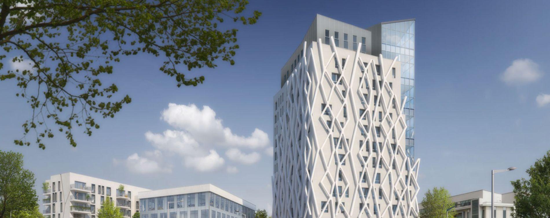 Résidence Campus Novus à Angers