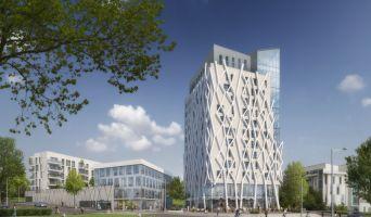 Photo du Résidence « Campus Novus » programme immobilier neuf à Angers
