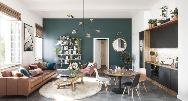 Photo du Résidence « Clos Vauvert Hôtel » programme immobilier à rénover en Déficit Foncier à Angers