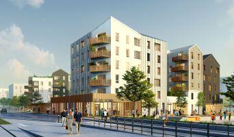 Résidence « Coeur Capucins » programme immobilier neuf en Loi Pinel à Angers n°2