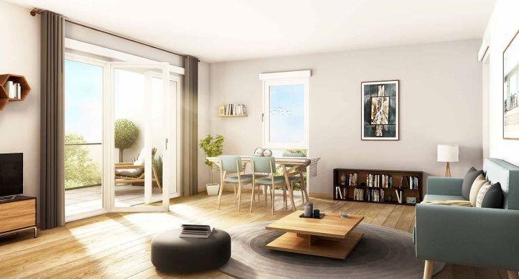 Photo du Résidence « Coeur Capucins » programme immobilier neuf en Loi Pinel à Angers