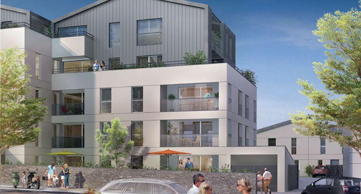 Résidence « Confidence » programme immobilier neuf en Loi Pinel à Angers n°1
