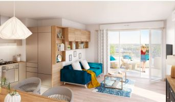 Résidence « Essentiel » programme immobilier neuf en Loi Pinel à Angers n°1