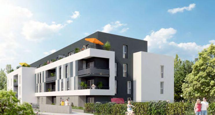 Résidence « Essentiel » programme immobilier neuf en Loi Pinel à Angers n°2