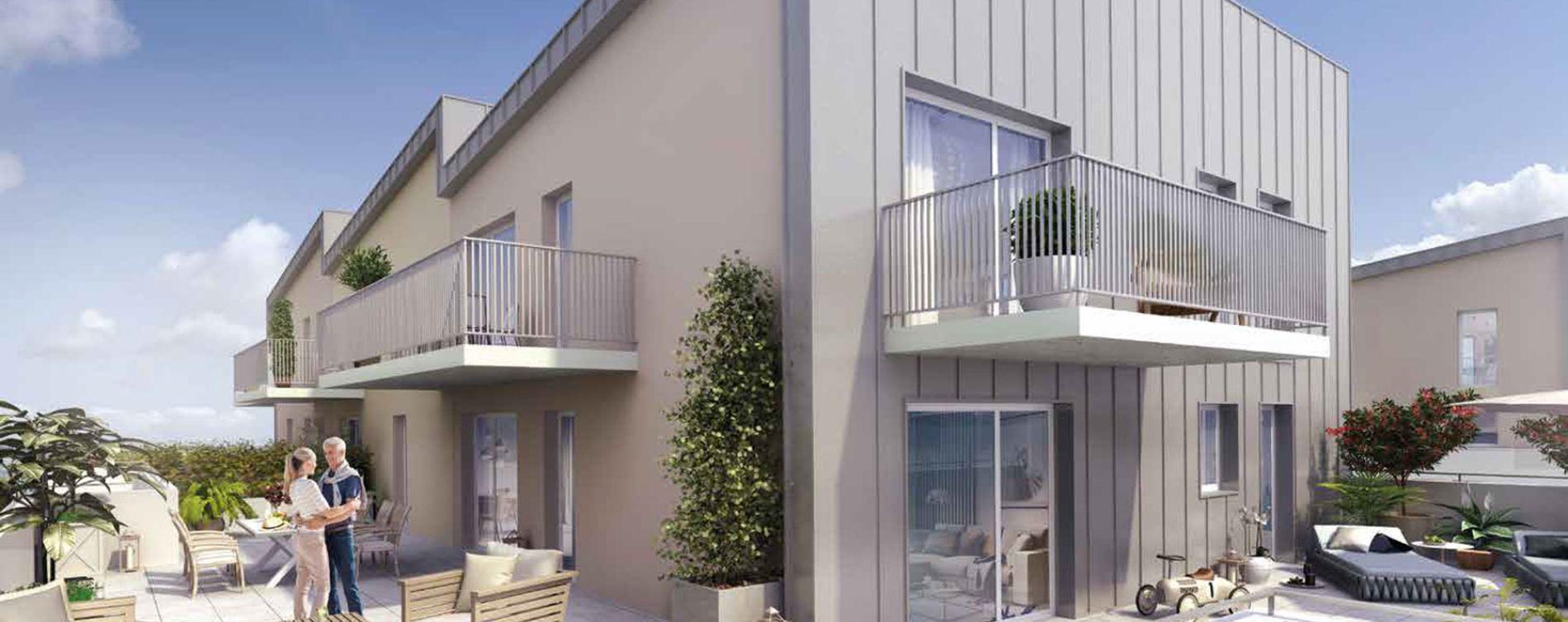Angers : programme immobilier neuve « Fabrik » en Loi Pinel (2)