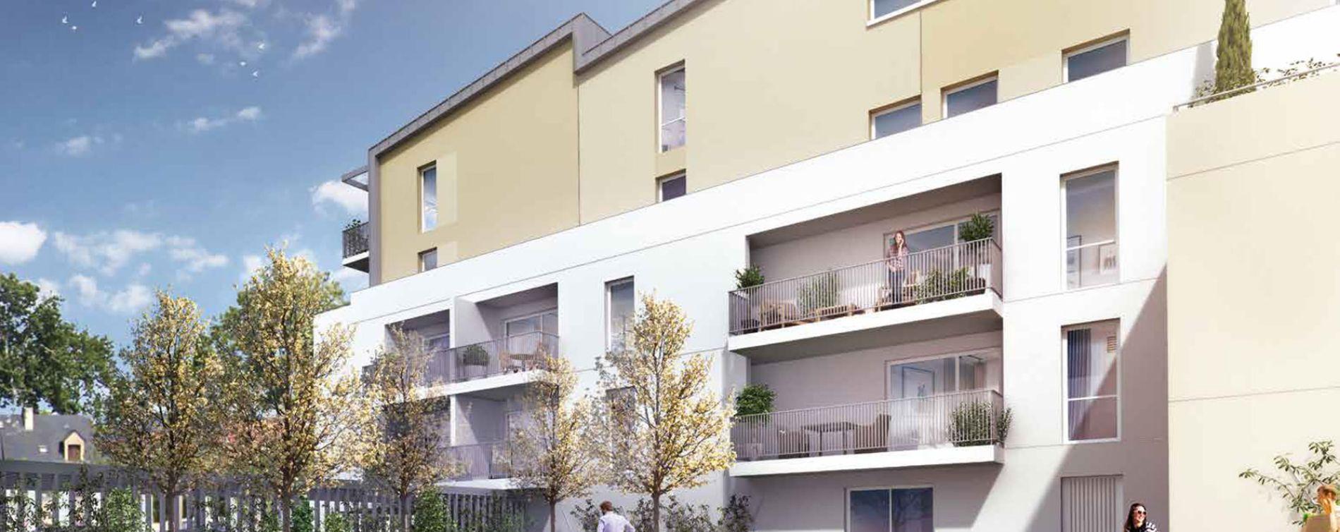 Angers : programme immobilier neuve « Fabrik » en Loi Pinel (3)