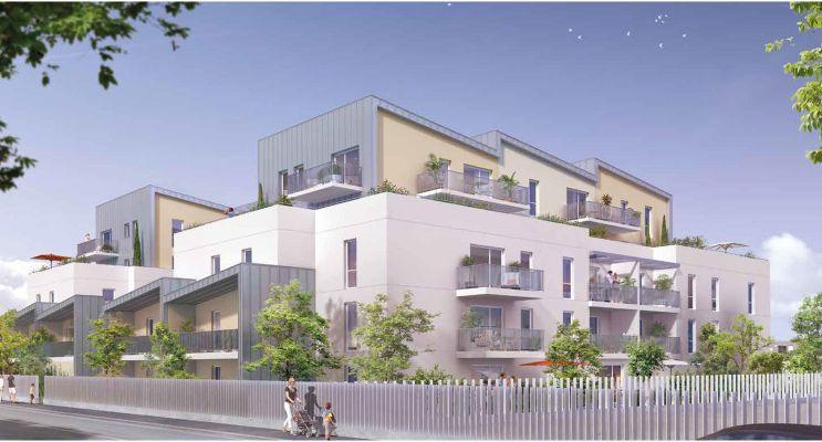 Photo du Résidence « Fabrik » programme immobilier neuf en Loi Pinel à Angers