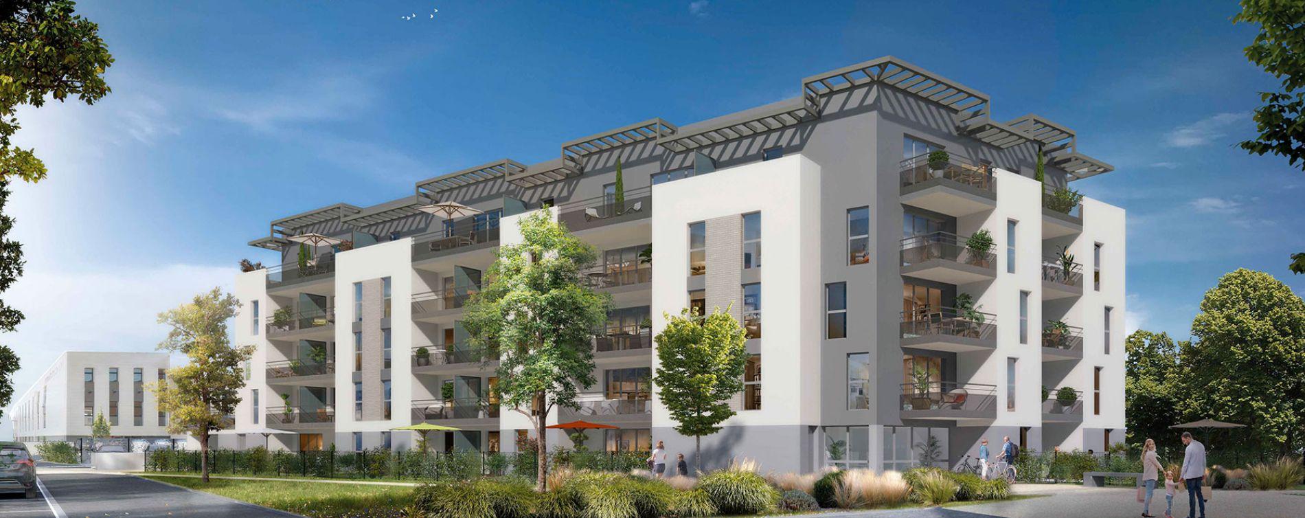 Résidence Foglia à Angers