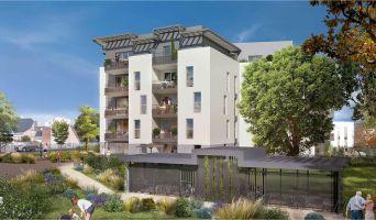Résidence « Foglia » programme immobilier neuf en Loi Pinel à Angers n°3