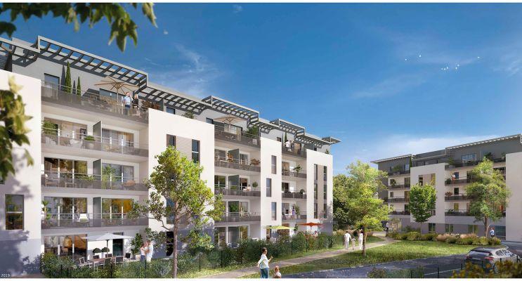 Photo du Résidence « Foglia » programme immobilier neuf en Loi Pinel à Angers