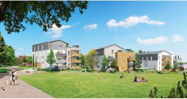 Angers : programme immobilier neuf « Green Parc »