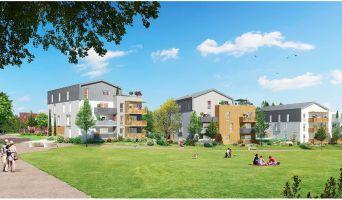 Photo du Résidence « Green Parc » programme immobilier neuf en Loi Pinel à Angers