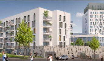 Photo du Résidence « Joseph Mercier » programme immobilier neuf en Loi Pinel à Angers