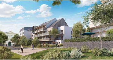 Angers : programme immobilier neuf « L'Aumônerie » en Loi Pinel