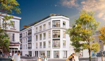 Résidence « Le Carat » programme immobilier neuf en Loi Pinel à Angers n°1