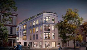 Résidence « Le Carat » programme immobilier neuf en Loi Pinel à Angers n°2