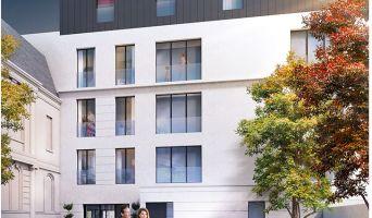 Résidence « Le Carat » programme immobilier neuf en Loi Pinel à Angers n°3