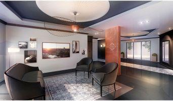 Résidence « Le Carat » programme immobilier neuf en Loi Pinel à Angers n°5