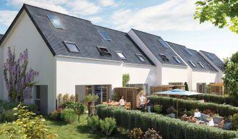 Angers : programme immobilier neuf « Le Clos des Noyers » en Loi Pinel