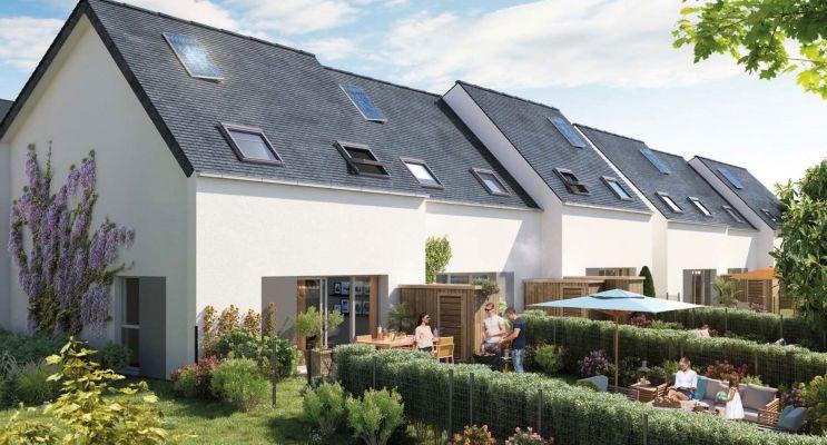 Photo du Résidence « Le Clos des Noyers » programme immobilier neuf en Loi Pinel à Angers