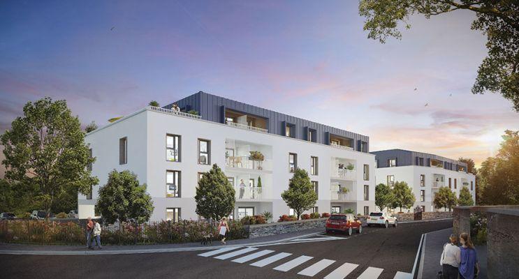 Résidence « Le Clos Saint Martin » programme immobilier neuf en Loi Pinel à Angers n°1