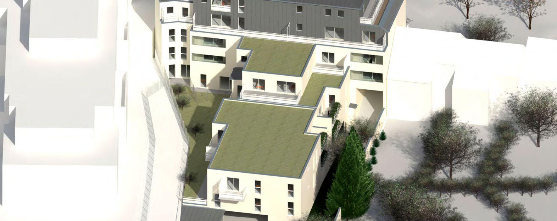 Angers : programme immobilier neuve « Le Moringa » en Loi Pinel (2)
