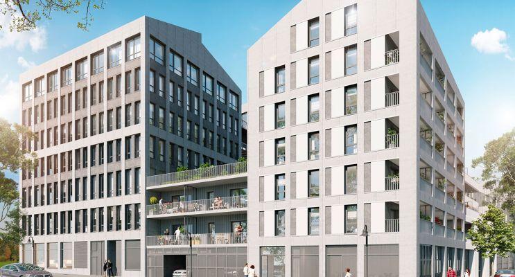 Photo du Résidence « Les Ateliers » programme immobilier neuf en Loi Pinel à Angers