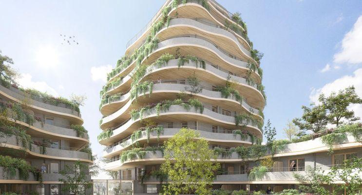 Photo du Résidence « Les Jardins d'Arborescence » programme immobilier neuf à Angers