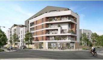 Angers programme immobilier neuve « Les Jardins d'Elise » en Loi Pinel  (3)