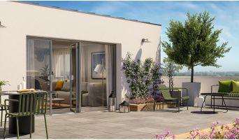Angers programme immobilier neuve « Les Jardins d'Elise » en Loi Pinel  (4)
