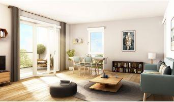 Angers programme immobilier neuve « Les Jardins d'Elise » en Loi Pinel  (5)