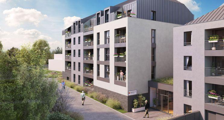 Photo du Résidence « Les Senioriales de Angers » programme immobilier neuf à Angers