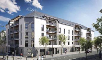 Photo du Résidence « Ney'Sens » programme immobilier neuf en Loi Pinel à Angers