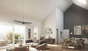 Angers programme immobilier neuve « Ney'Sens »  (2)