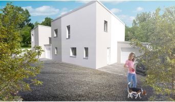 Angers : programme immobilier neuf « Opale »
