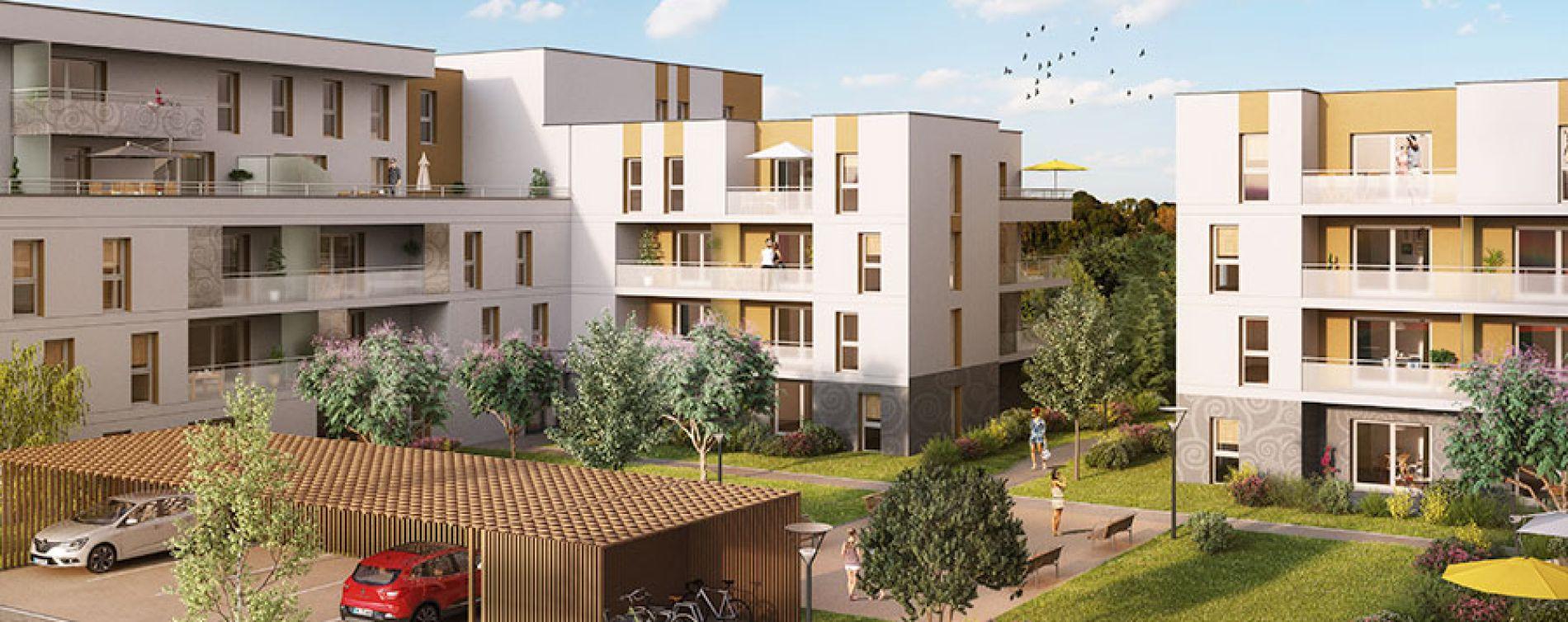 Résidence Parc2Cé à Angers