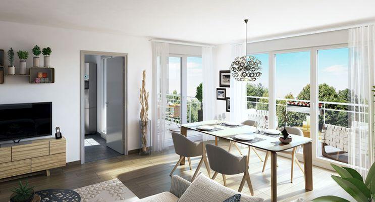 Résidence « Parc2Cé » programme immobilier neuf en Loi Pinel à Angers n°2