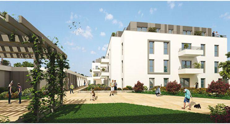 Résidence « Parenthèse » programme immobilier neuf en Loi Pinel à Angers n°1