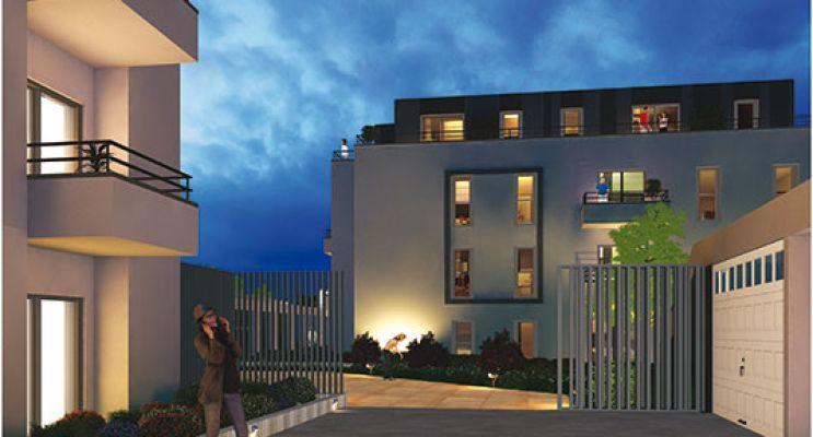 Résidence « Parenthèse » programme immobilier neuf en Loi Pinel à Angers n°2