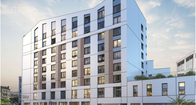 Photo du Résidence « Skyline » programme immobilier neuf à Angers