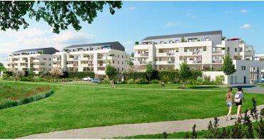 Angers : programme immobilier neuf « Trio Verde » en Loi Pinel