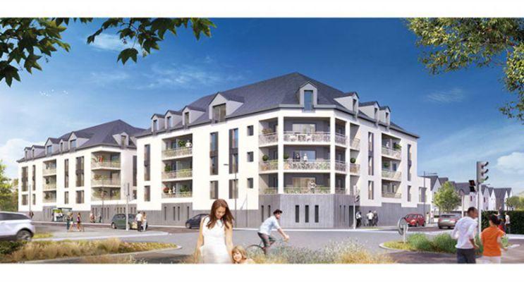 Résidence « Initial » programme immobilier neuf à Avrillé