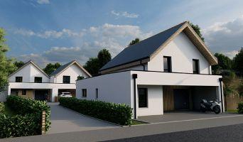 Avrillé programme immobilier neuf « Les Villas du Golf »